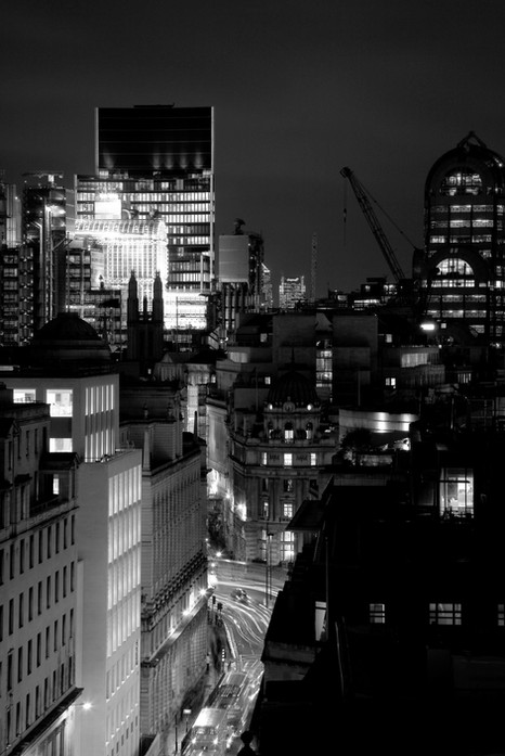 London street scapes #8