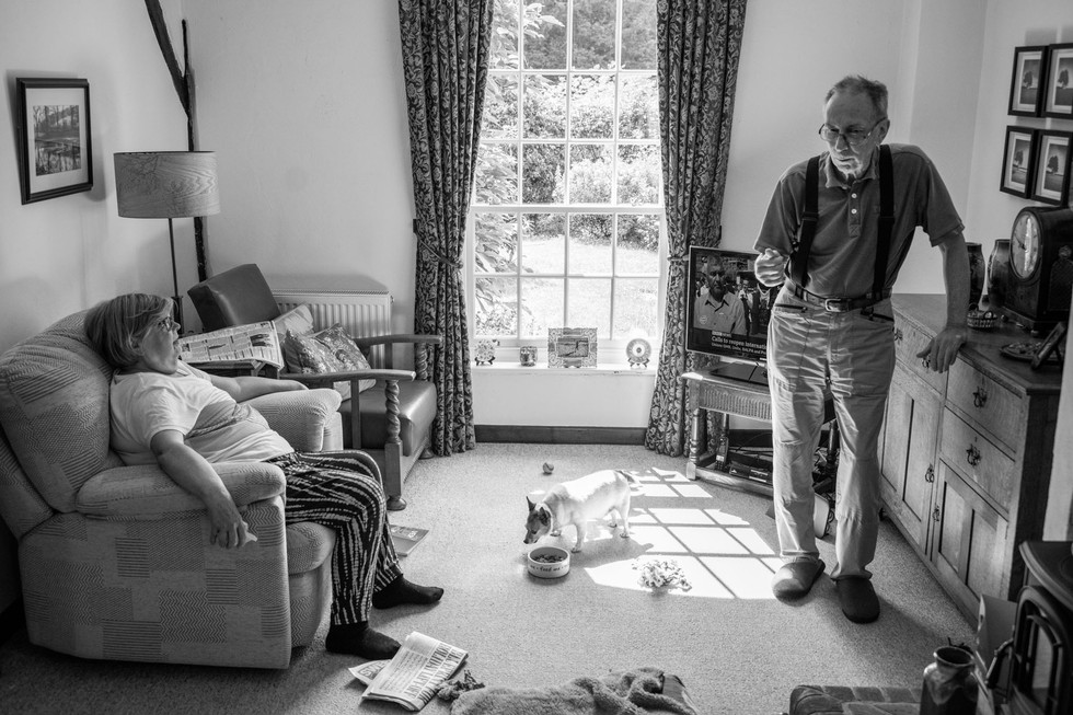 Peter and Parkinson' Disease 20