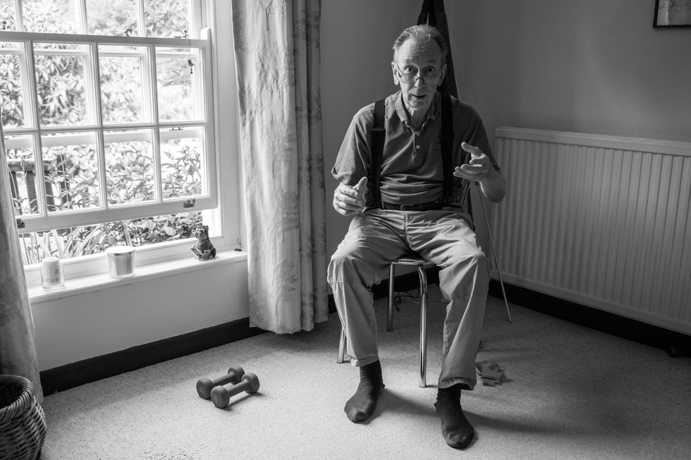 Peter and Parkinson' Disease 1