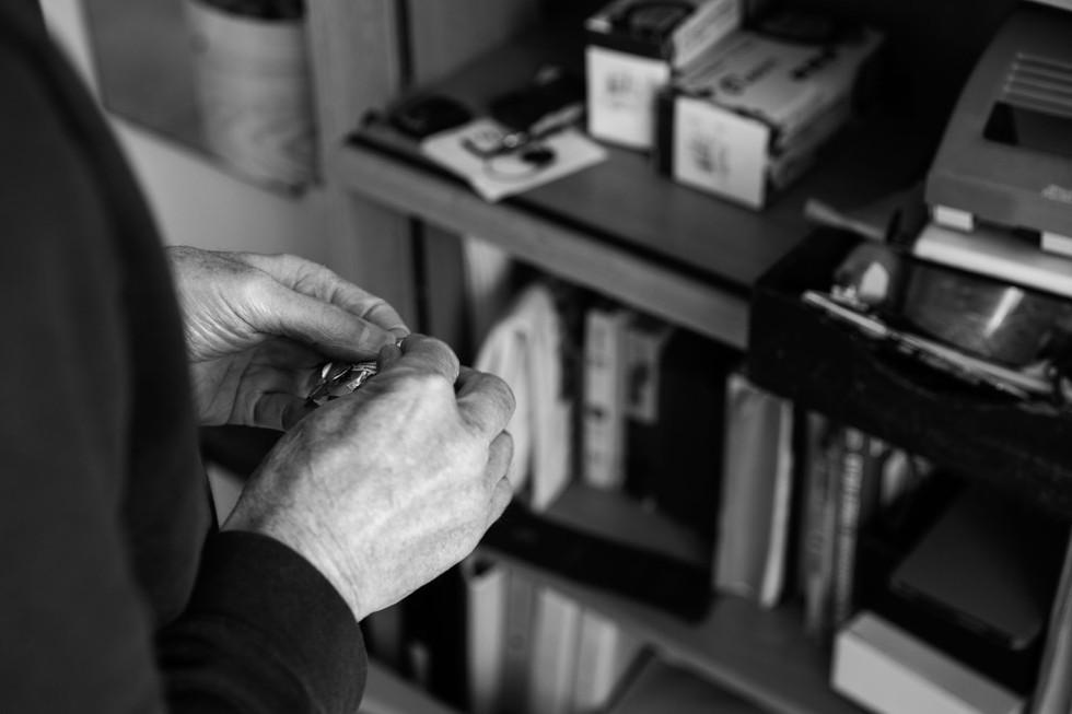 Peter and Parkinson' Disease 16