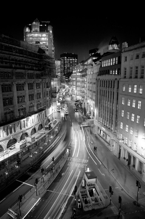 London street scapes #1