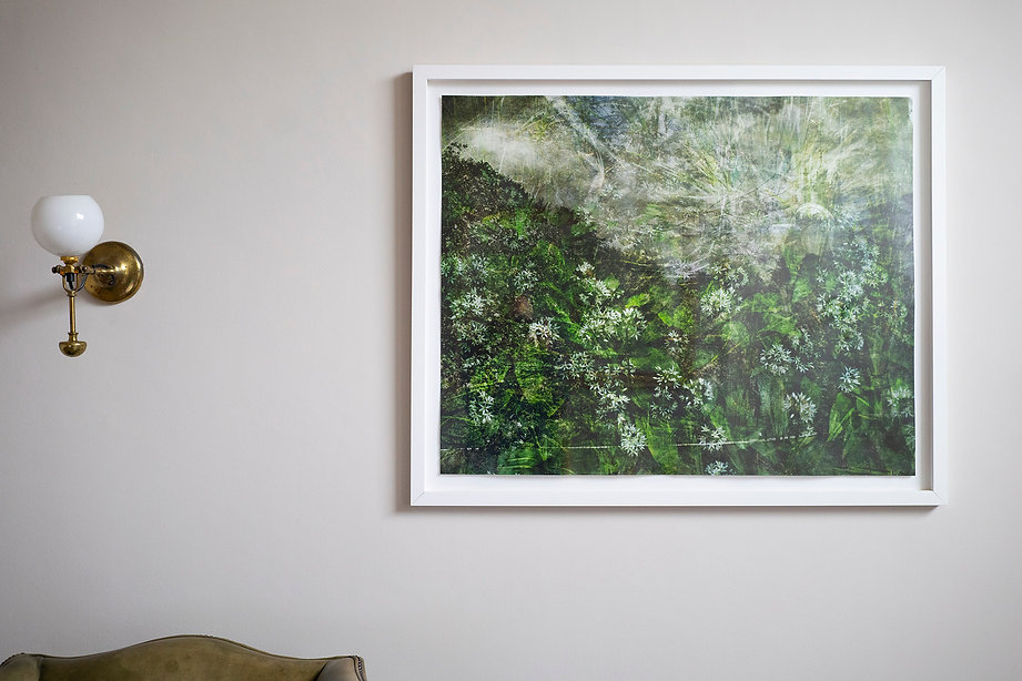 Installation picture in private residence