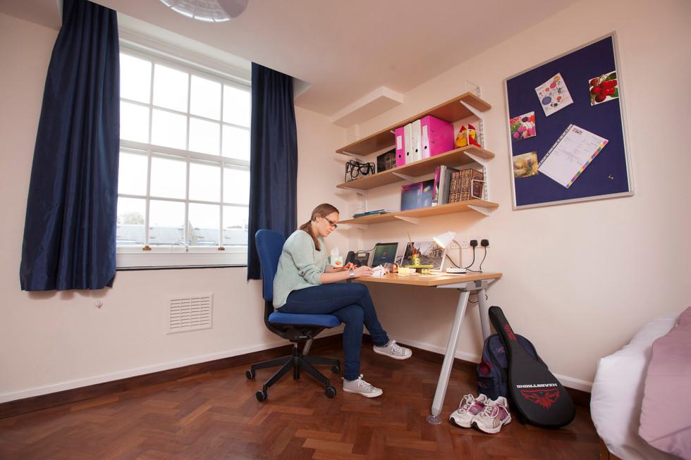 Goodenough College, London House refit