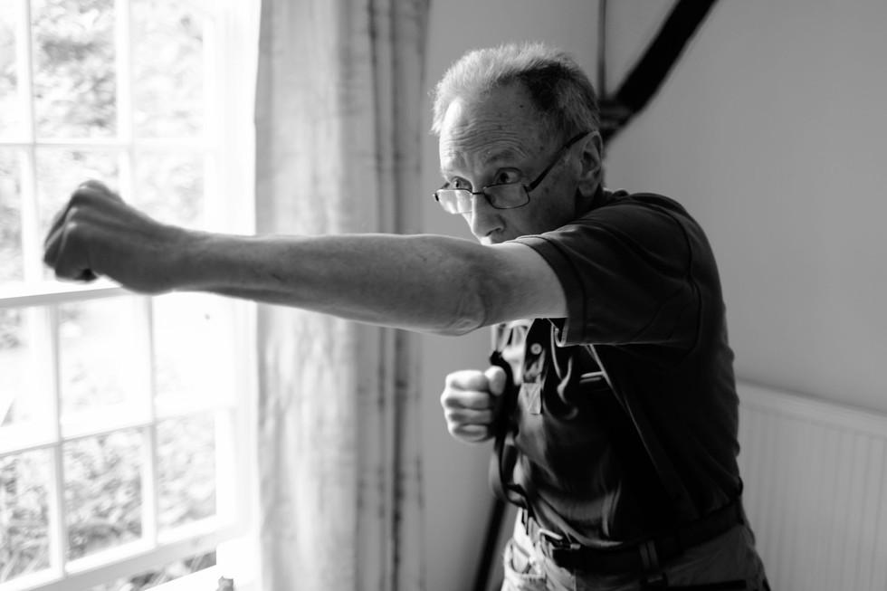 Peter and Parkinson' Disease 04