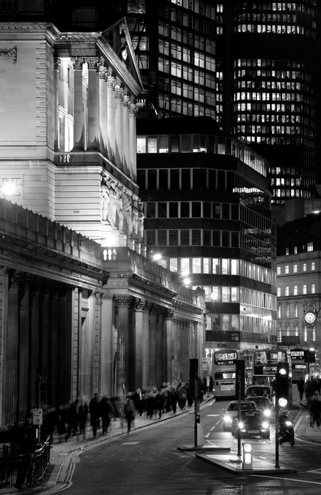 London street scapes #2