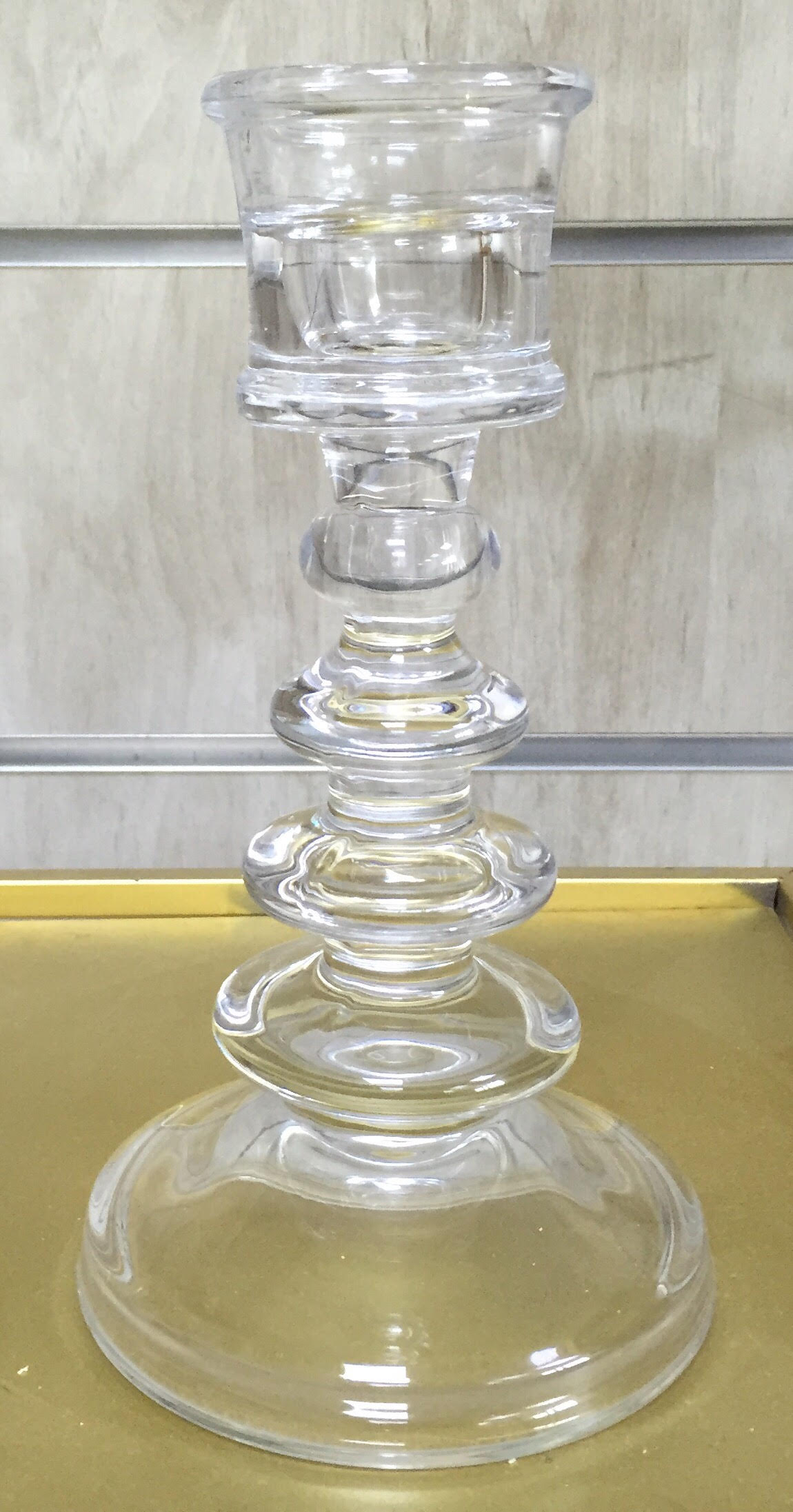 פמוט זכוכית