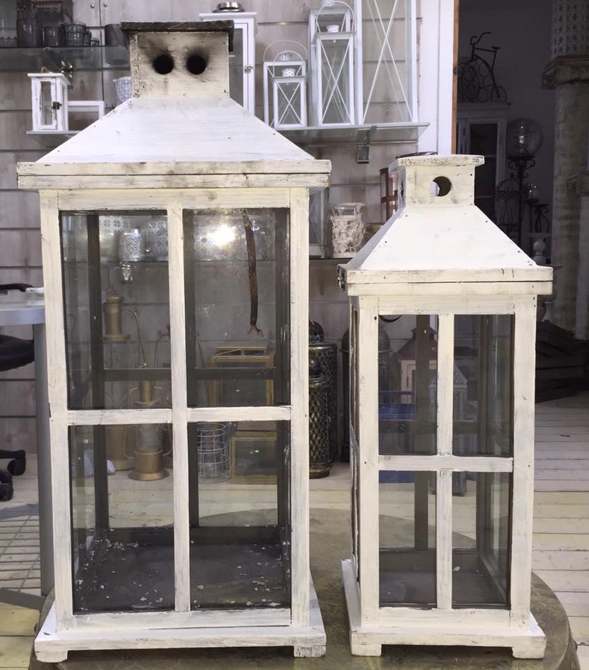 עששיות לבנות 50-65 סמ