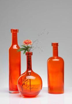 בקבוק לפרח