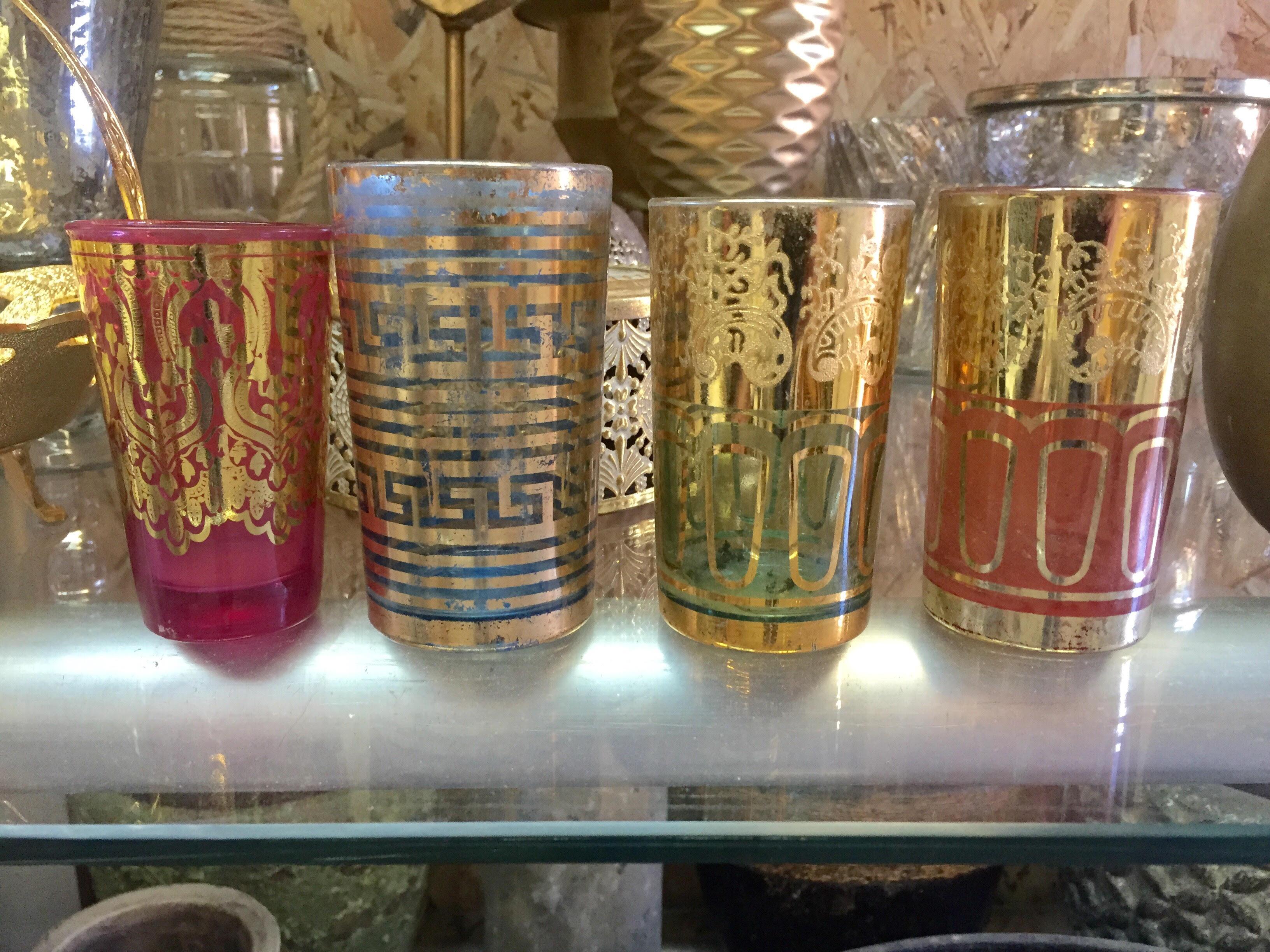 כוסות מרוקאי