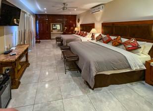 Kokopelli bedroom 2 king beds