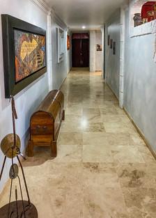 Hallway to El Sol Bedroom