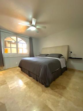 Marea Bedroom i King bed sleeps 2