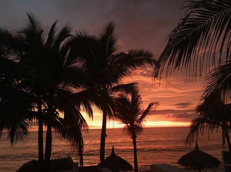Nightly Sunset