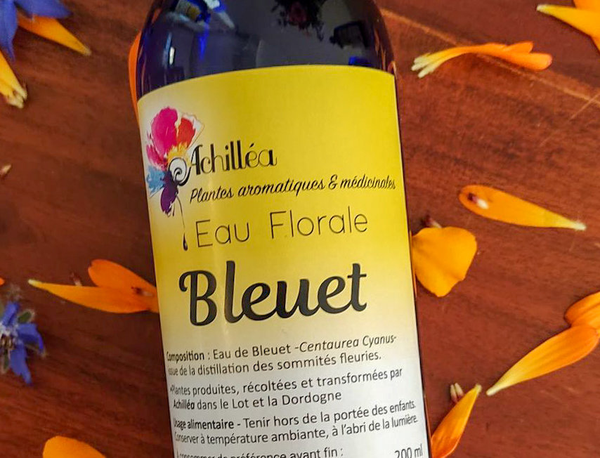 Bleuet - Eaux Florales Essentielles