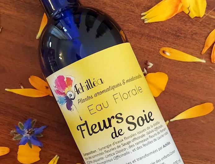 Fleurs de Soie - Eaux Florales Synergies