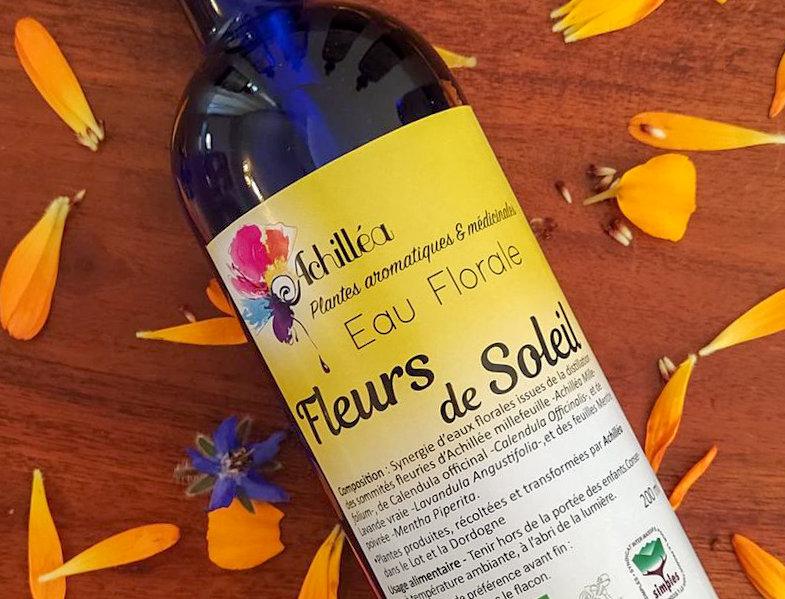 Fleurs de Soleil - Eaux Florales Synergies