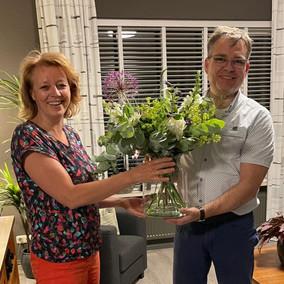 Willem Zorge stopt als voorzitter