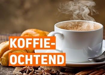 Koffie ochtend door oma van Nancy