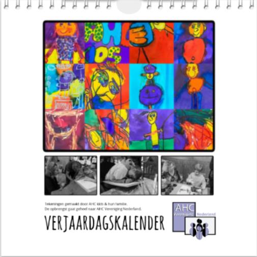 kalender AHC kids