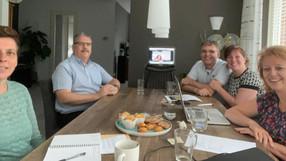 Bestuurswisselingen AHC Vereniging Nederland