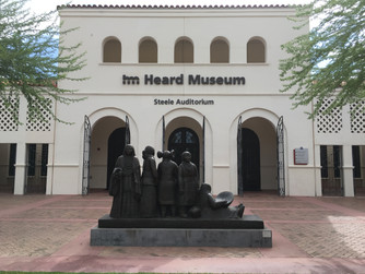 The Heard Museum of Native American Culture and Art