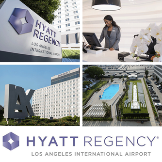 We were very impressed with our stay at this unquestionably unairport hotel -The Hyatt Regency at LA