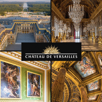 Welcome to the Palace of Versailles