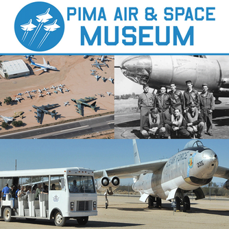 Spend the Day at the fantastic Pima Air & Space Museum in Tucson Arizona