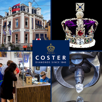 We loved our Royal Experience Tour of Royal Coster Diamonds and The Diamond Museum in Amsterdam, Net
