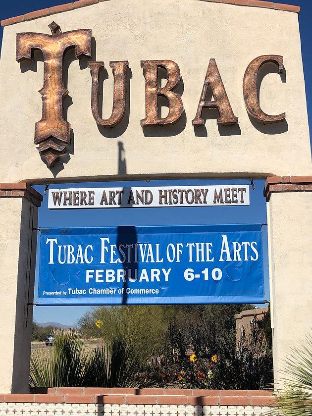 60th Tubac Festival of the Arts in Tubac Arizona February 6
