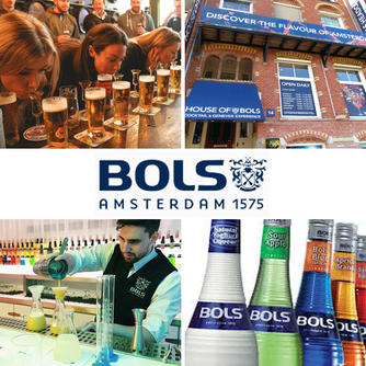 We had a great time at the House of Bols Experience-  The world's oldest distilled spirit brand