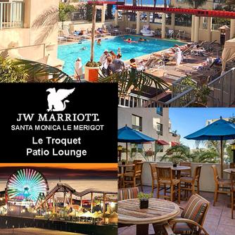 JW Marriott Santa Monica Le Merigot in California