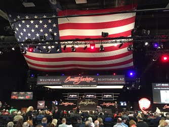 Barrett-Jackson 46th Annual Scottsdale Arizona Auction