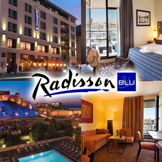 The Radisson Blu Vieux Port Hotel in Marseille France is ideally located in the City Center