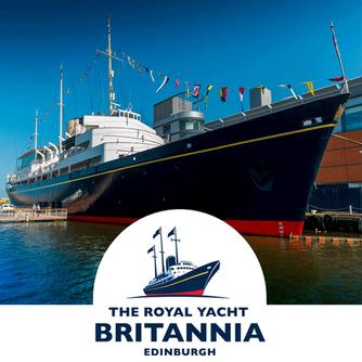 The Royal Yacht Britannia Edinburgh Scotland