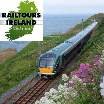 Thank you Norman at Railtours Ireland for an unforgettable adventure.