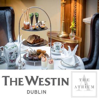 Afternoon Tea at The Westin Dublin