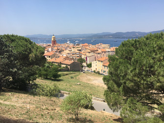 Travel from Cannes to Saint-Tropez by Ferry