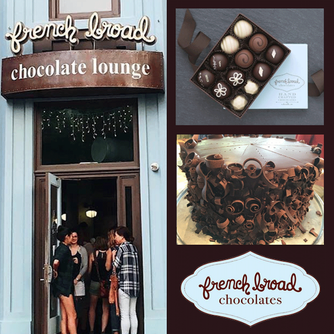 French Broad Chocolates Asheville North Carolina