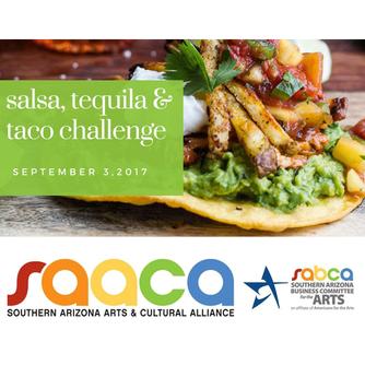 We had a fantastic time atthe Salsa, Tequila & Taco Challengein Tucson Arizona