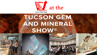 Join us at the world famous Tucson Gem and Mineral Show 2019 in Tucson, Arizona