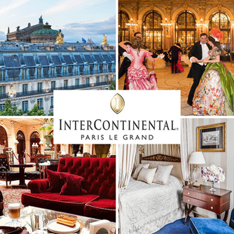 We enjoyed our stay at the historic InterContinental Paris – Le Grand in the heart of Paris, France
