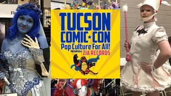 Comic Con in Tucson, Arizona November 2019 – a unique pop culture event