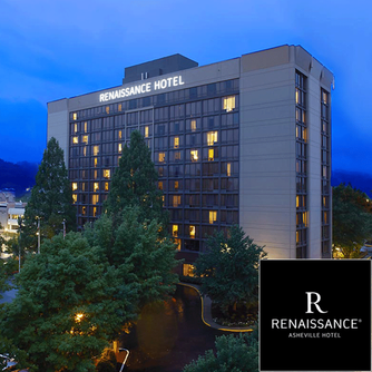 The Luxurious Renaissance Asheville Hotel in North Carolina