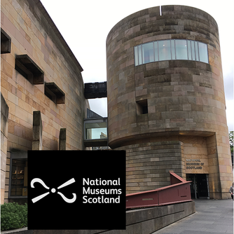 We loved visiting the National Museum of Scotland in Edinburgh