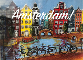 See the city and cruise the canals of Amsterdam