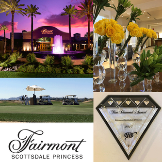 We loved our stay at the Fairmont Scottsdale Princess in Arizona