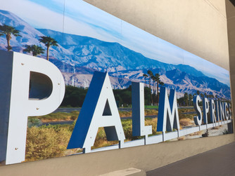 Visit Palm Springs and Joshua Tree National Park in California