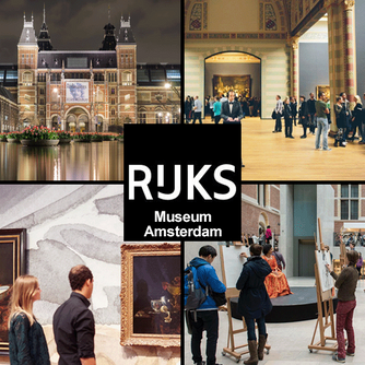 The must-see museum in the Netherlands – the iconic Rijksmuseum in Amsterdam