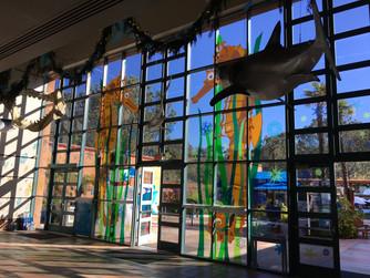 Birch Aquarium at Scripps Institution of Oceanography         La Jolla California